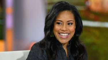 """Today"" show co-host Sheinelle Jones on Jan. 28,"