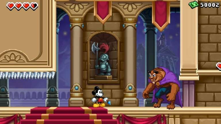 Disney Epic Mickey: The Power of Illusion is