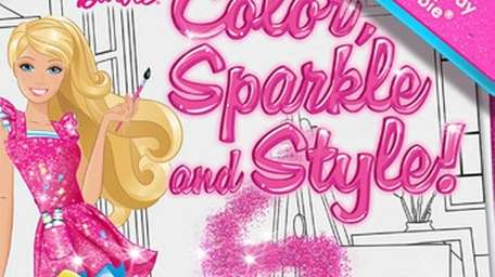 'Barbie Color Sparkle and Style' is an app