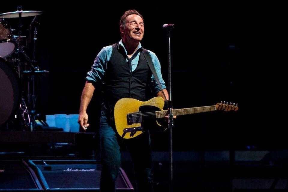 2. Bruce Springsteen,