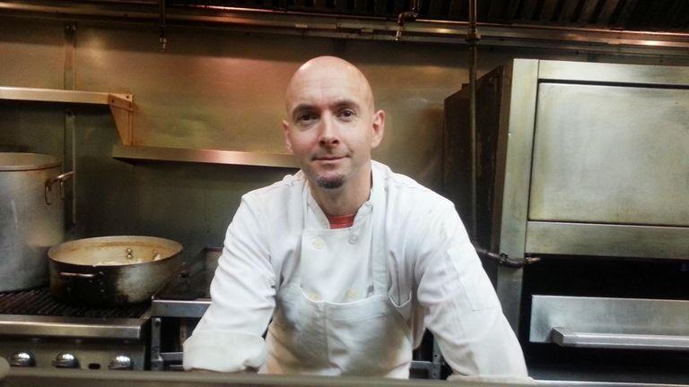 Matthew Birnstill takes over as chef at Public