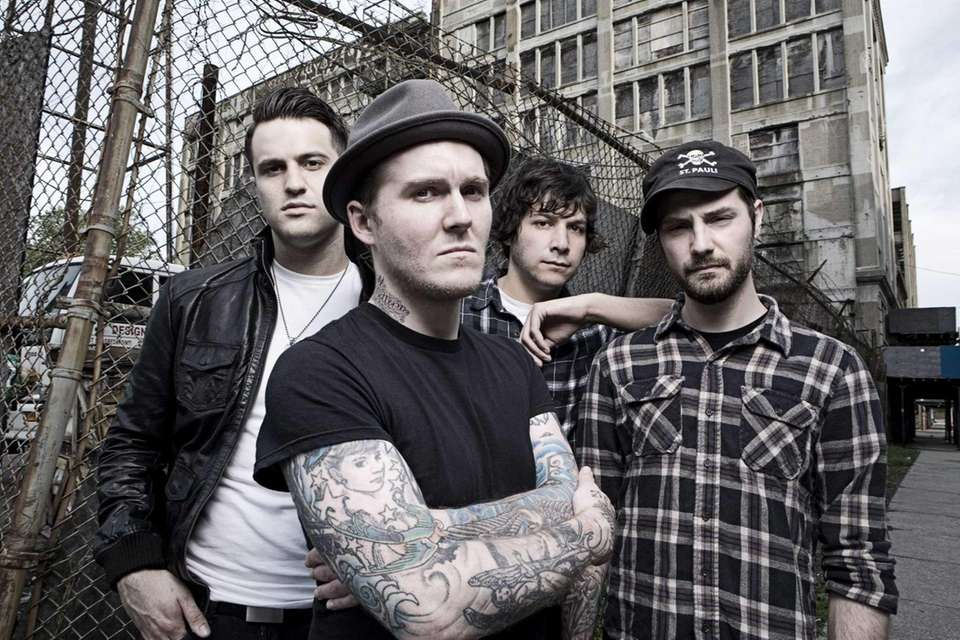 "11. The Gaslight Anthem, ""Here Comes My Man"""