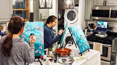 Yaymaker Long Island is now hosting its painting