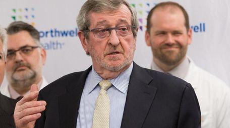 "Northwell Health CEO Michael Dowling on COVID-19: ""I"