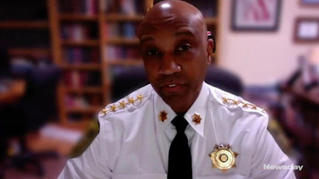On April 8, Suffolk County Sheriff Errol Toulon