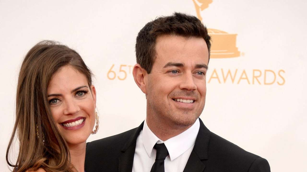 Newborn Daughter Of Li S Carson Daly Receives A Special Blessing