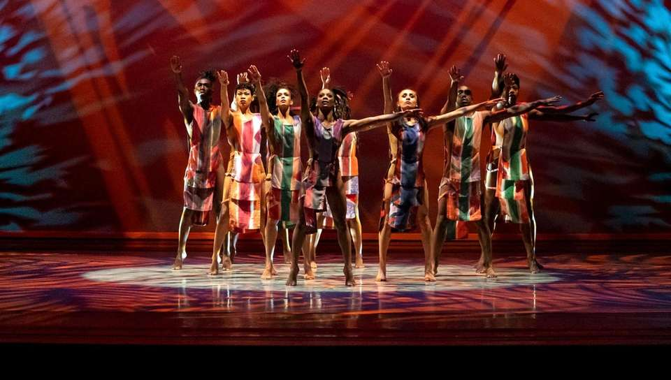 Internationally renowned for its presentation of choreography and