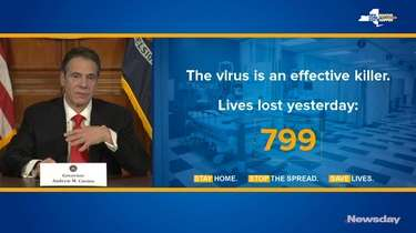 On Thursday, Gov. Andrew M. Cuomo announced the coronavirus