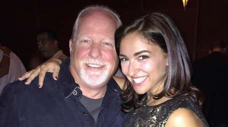 David Davidson and his daughter Paige Davidson had