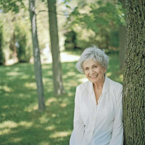 Alice Munro, author of