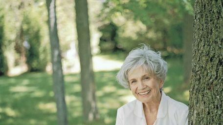 Alice Munro, author of