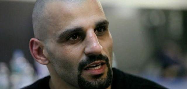 Serra-Longo fighter Costa Philippou, who lives in Bayside,