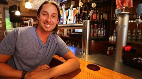 James Bonanno of the Tap Room, with locations