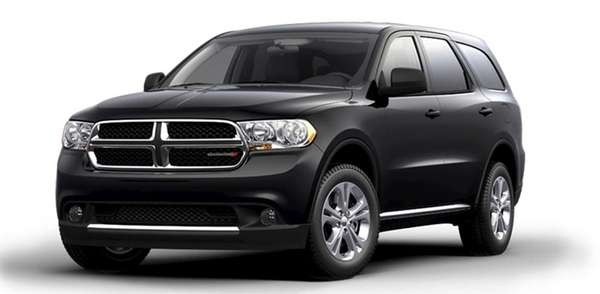 The 2012 Dodge Durango starts at $28,995.