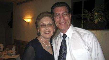 Joanne Zeeman and her brother, Harold Breecker.