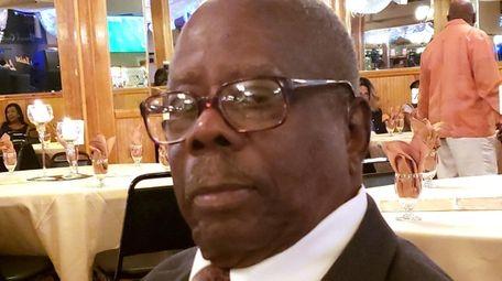 Paul Xavier Duroc Saintellus of Queens Village.