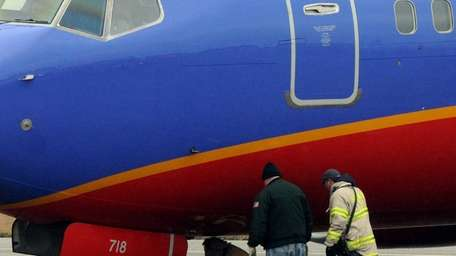 Federal aviation investigators are looking into an incident