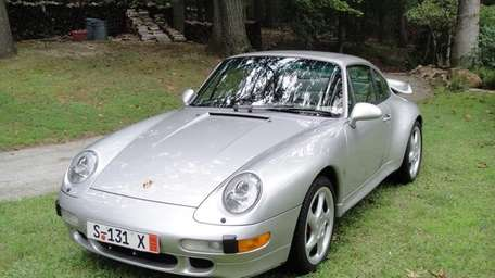 THE CAR AND ITS OWNER 1997 Porsche 911