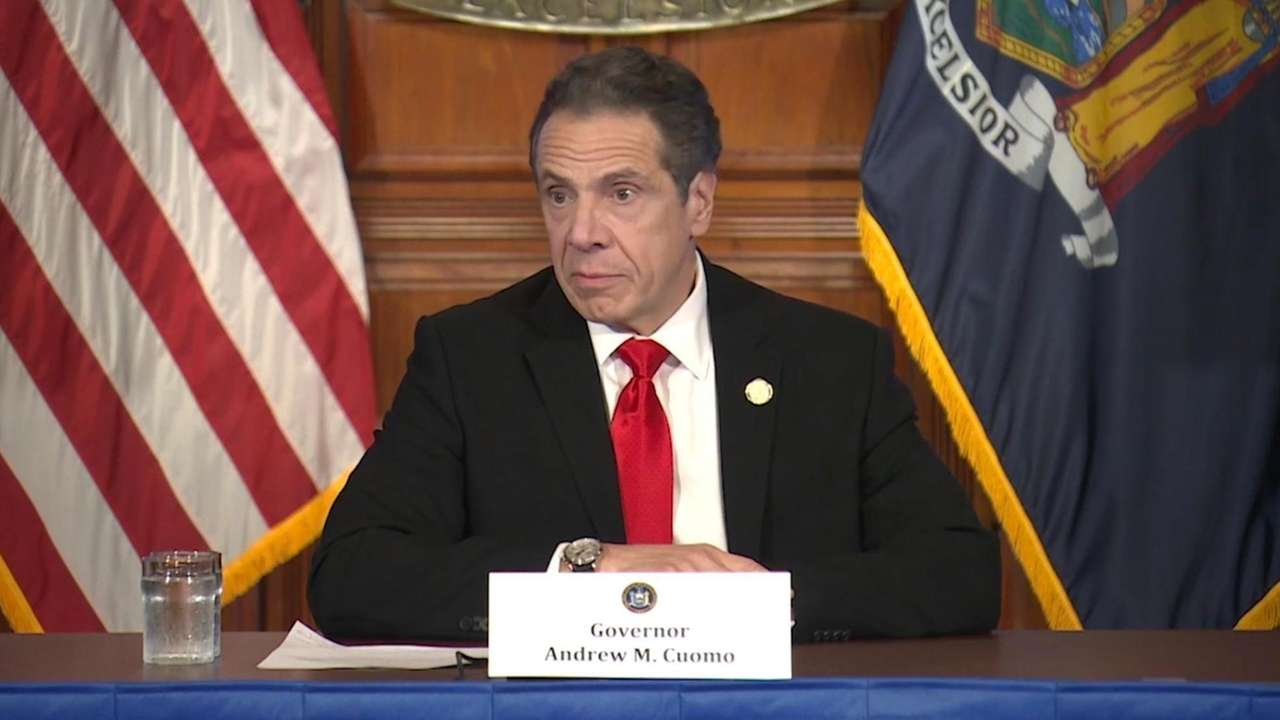 On Monday, Gov.Andrew M. Cuomo, along with governors