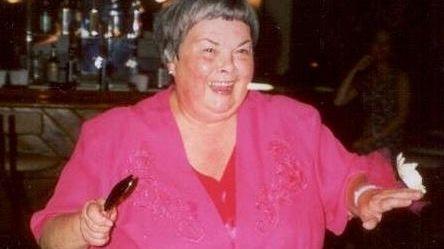 Mary Crema, a longtime resident of South Setauket,