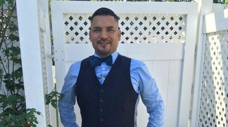 Oscar Hernandez has called Long Island home for
