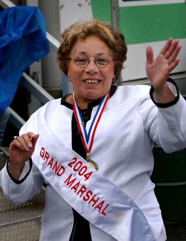Nilda Alvarez of Brentwood as Grand Marshal of