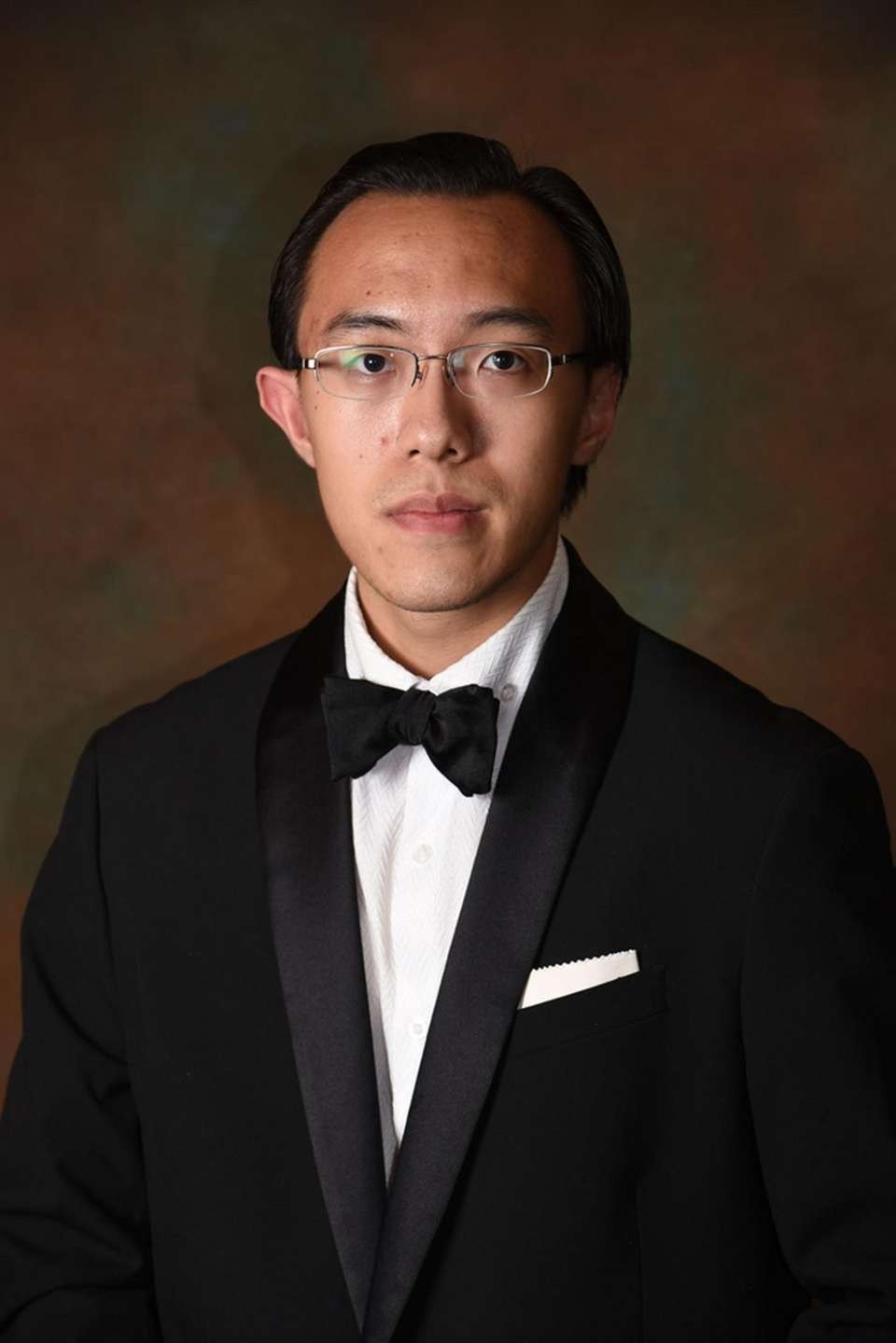 Syosset High School's Siyu Yang believes playing music