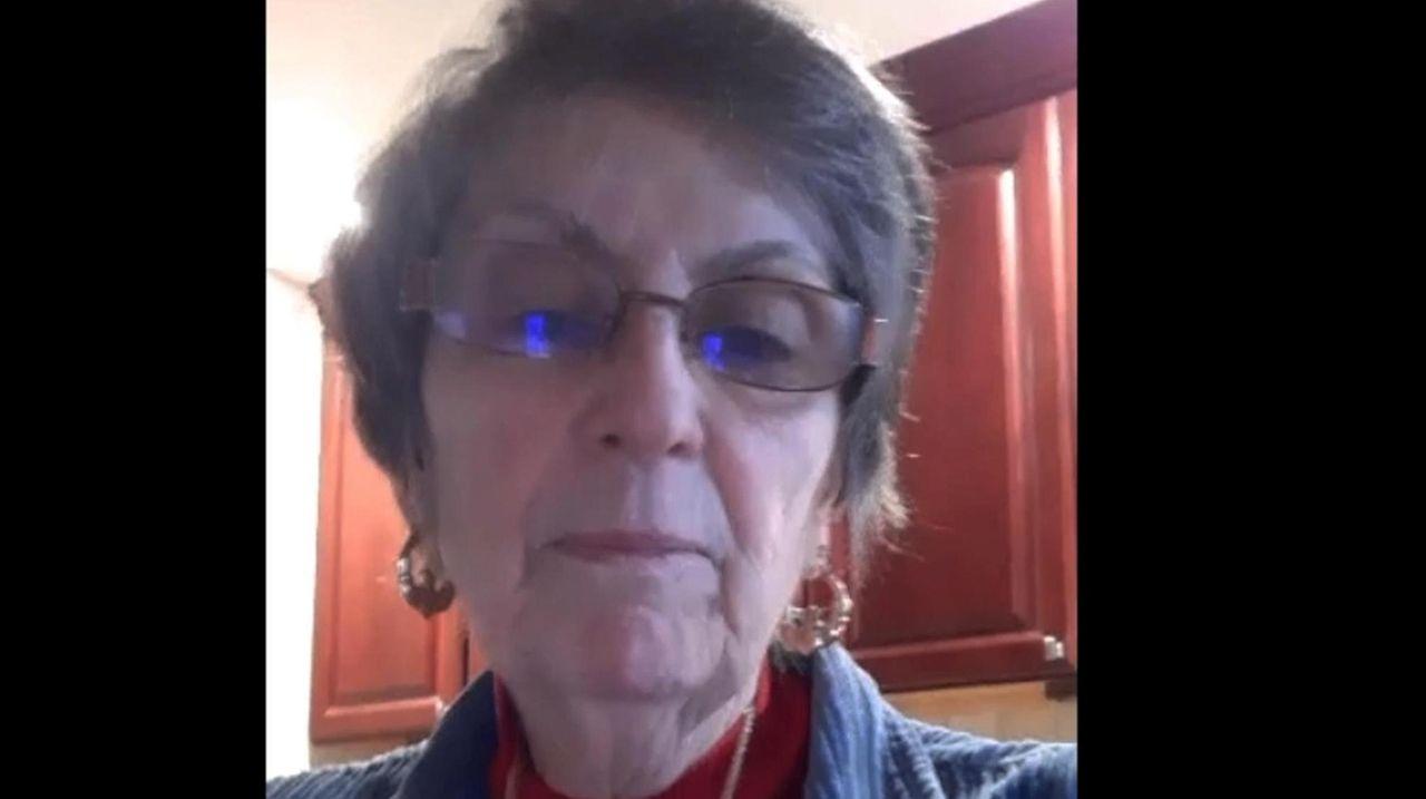 Kathy Schneider of Baldwin.