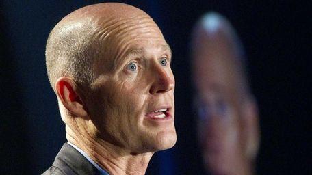 Florida Gov. Rick Scott is among the Republican