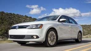 Volkswagen chose to use a turbocharged gas engine