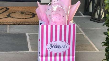 Jeannine's Gifts in Rockville Centre is still monogramming