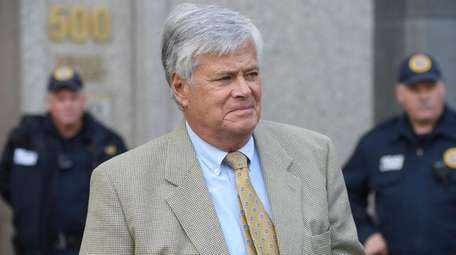Skelos, 70, of Rockville Centre, was convicted of