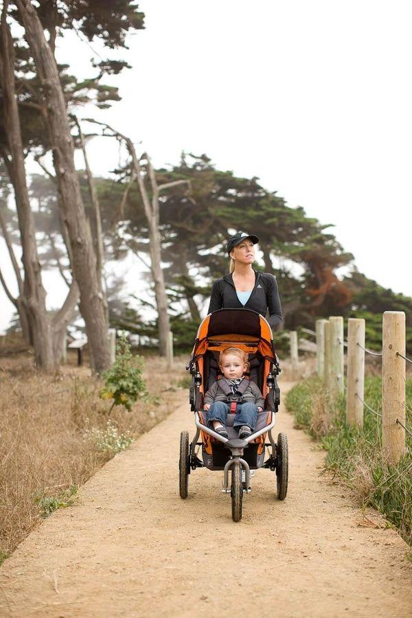 Lisa Druxman, found of Stroller Strides, offers tips