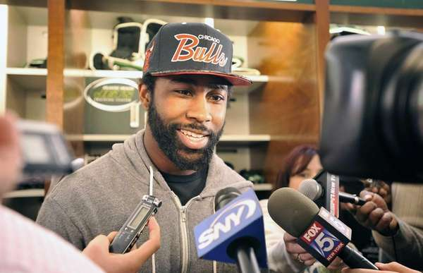 Darrelle Revis talks about being with the Jets