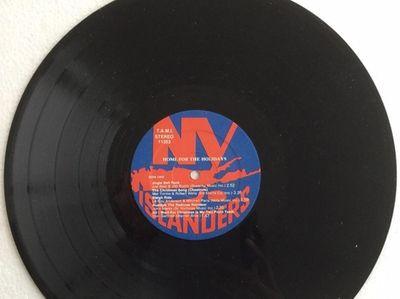 "The Islanders' 1979 Christmas album, ""Home for the"