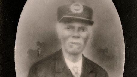 Samuel Ballton was born into slavery in Virginia