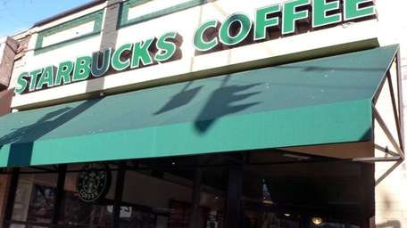 Starbucks of Huntington Village. (Nov. 23, 2012)