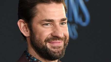 John Krasinski offered a streaming party featuring famous