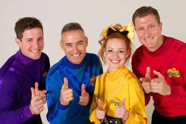 """The Wiggles' Celebration"" DVD bids farewell to three"