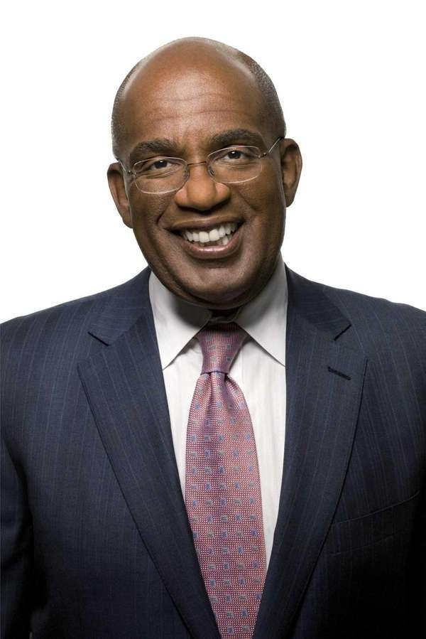 "Al Roker, ""Today"" show weatherman and author, is"