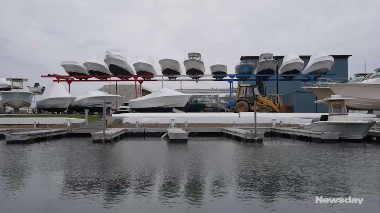 Marinas have reopened after being deemed nonessential during