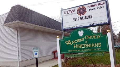 Nathan Hale VFW Post 1469 in Huntington Station,