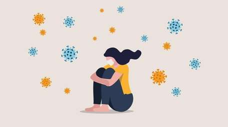 Severe anxiety can lower the immune system, which