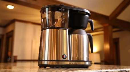 Bonavita Connoisseur BV1900TS is easy to operate and