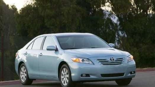 The 2010 Camry was part of the largest