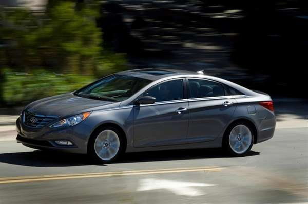 The 2013 Sonata was part of a Hyundai
