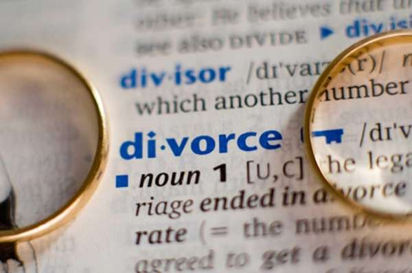 More divorces are filed in January than any