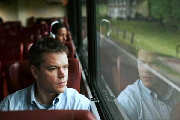 Matt Damon starring as Steve Butler in Gus