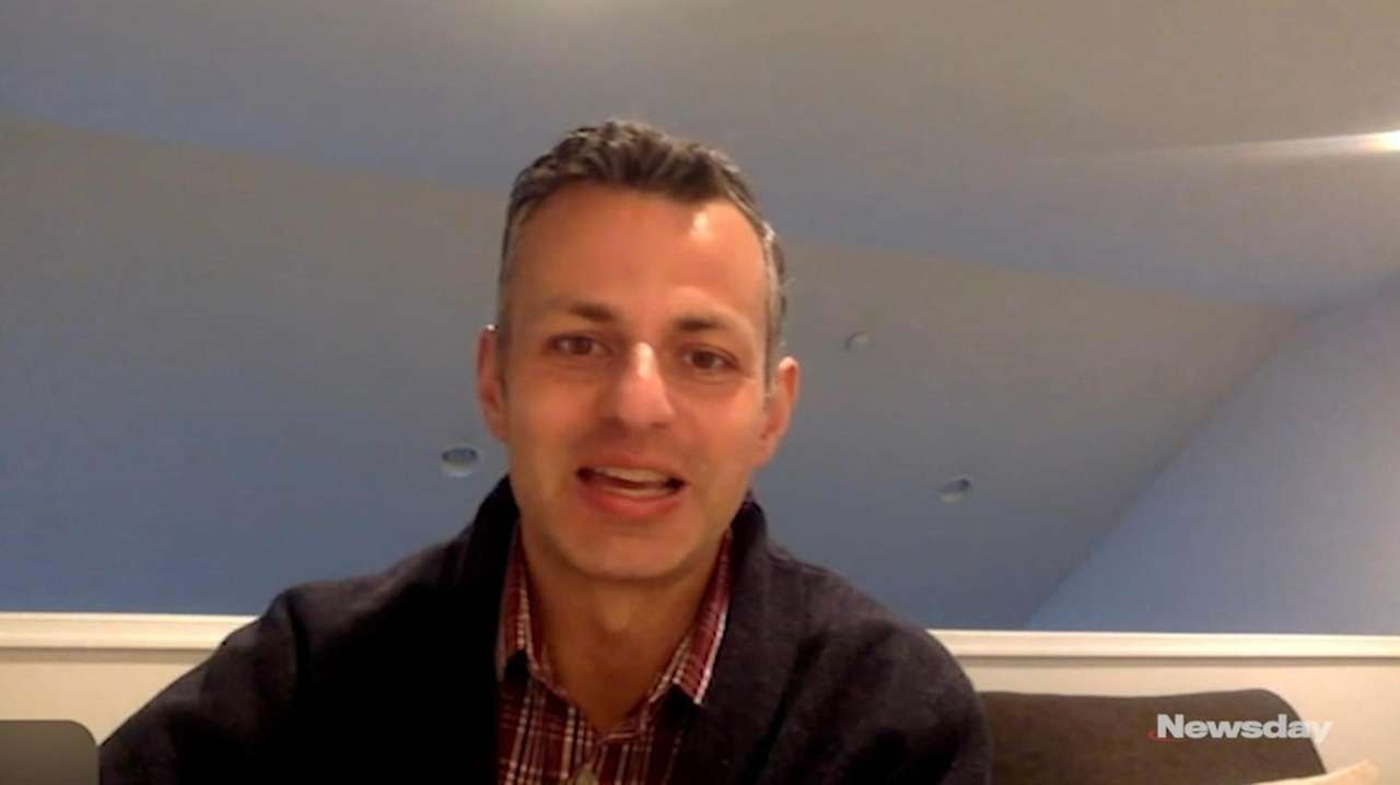 Anthony Santella, an associate professor of public health