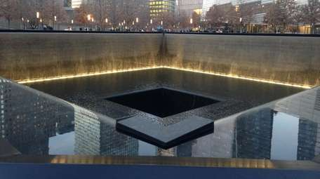 Like it was in the aftermath of 9/11,